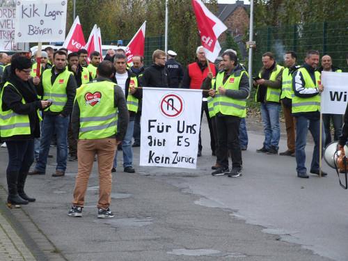 Kundgebung am 13.11.2015 in Muelheim/Ruhr