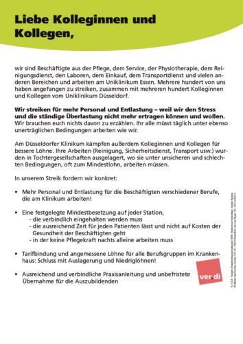 Solidemo 9.8.2018 Essen UKE
